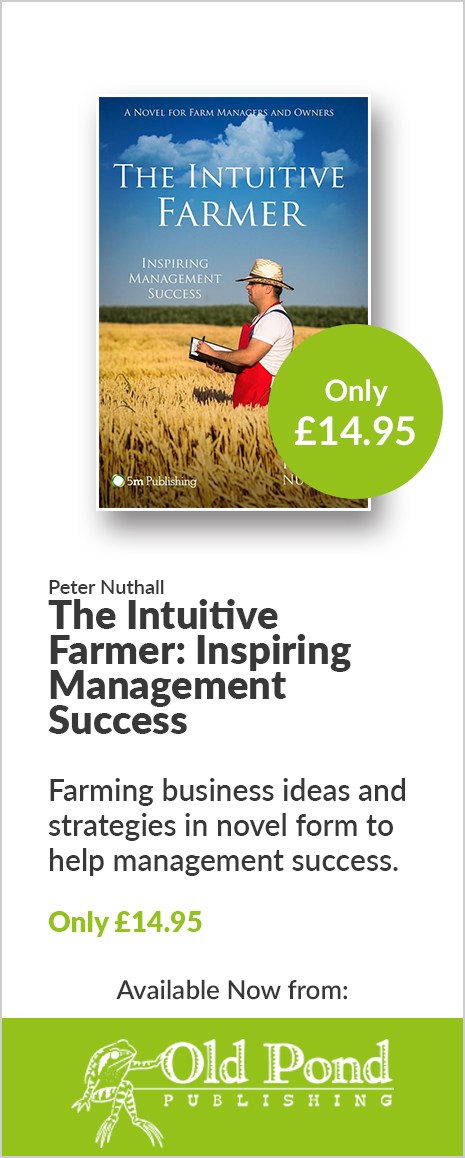 The Intuitive Farmer - Old Pond Publishing