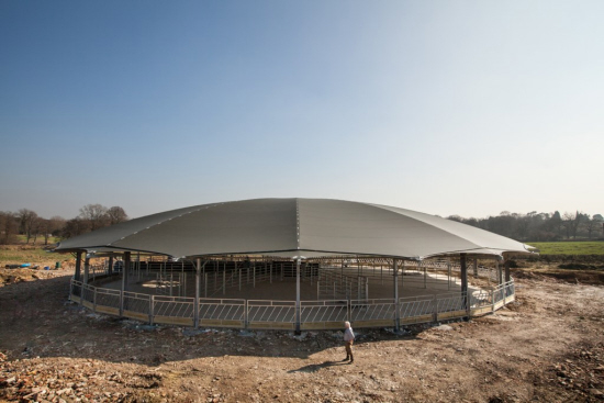 New Roundhouse Brings Economies of Scale - The Dairy Site